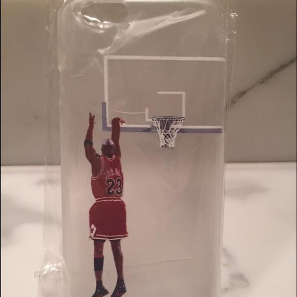 Iphone 6 Michael Jordan Hard Cover Case