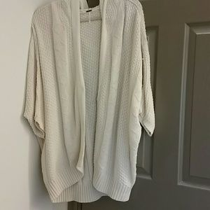 Free People - NWOT FREE PEOPLE oversized button up sweater from ...