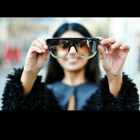celine black sunglasses sale