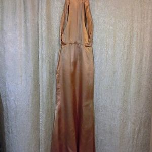 Dresses & Skirts - Formal Gold Gown