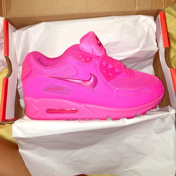 65e308fc7 Nike Shoes | Hyper Pink Air Max 90s New In Box | Poshmark