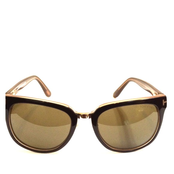 47f57debf65 Tom Ford Rock Wayfarer Sunglasses - Dark Brown. M 55f9b6ae4e95a3d138027d69.  Other Accessories ...