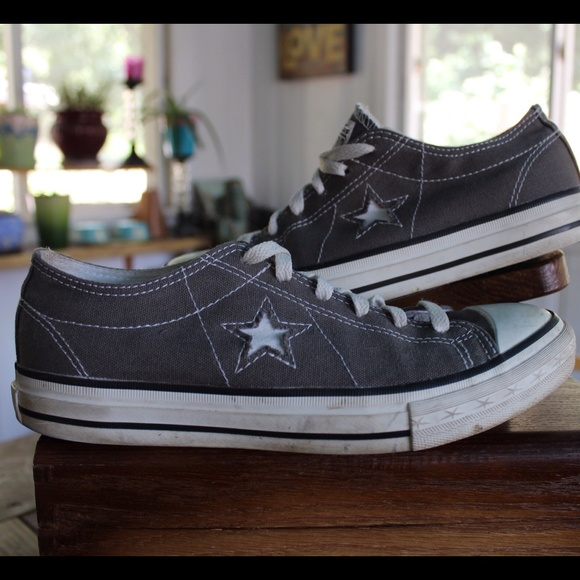 converse one star womens shoes