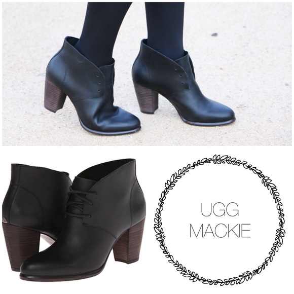 1e12e64503f UGG Shoes | Sale Australia Mackie Ankle Boot | Poshmark