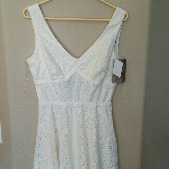 839e7a94525bbc Lily Rose Dresses | White Dress | Poshmark