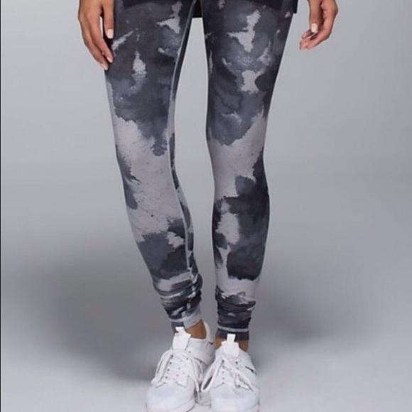 3877d4c054 lululemon athletica Pants | Lululemon Tie Dye Yoga | Poshmark