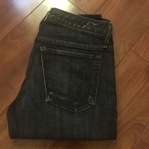 Earnest Sewn washed black jeans