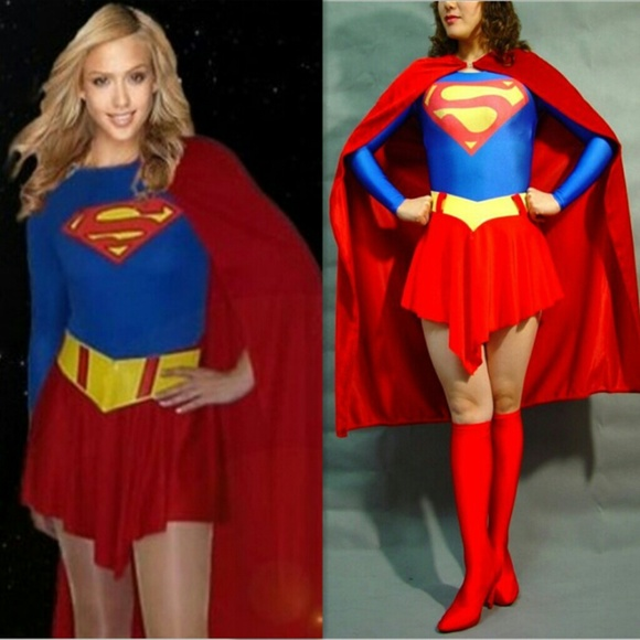 Halloween Superwoman costume  sc 1 st  Poshmark & Halloween Costumes Dresses | Halloween Superwoman Costume | Poshmark