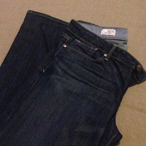 Gap 1969 sexy boot jeans.  Barely worn.