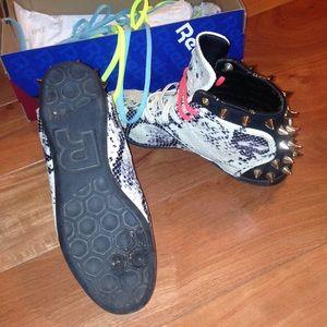460d752c4c2 Melody Ehsani x Reebok Shoes - Melody Ehsani for Reebok Spike Sneakers