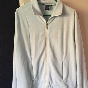 Jones NY zip jacket