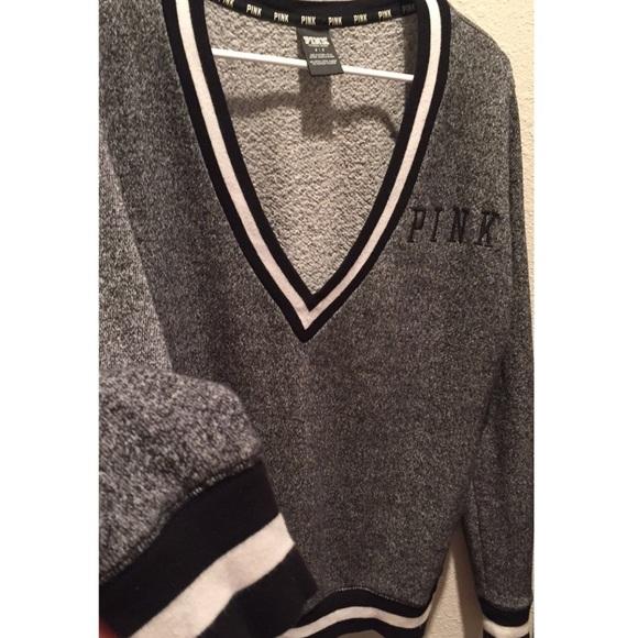 Victoria\u0027s Secret PINK V neck sweater
