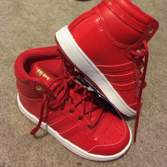 Kids/Toddler High Top Original Adidas