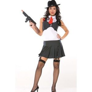 Dresses - AMERICAN GANGSTER Halloween costume PLUS size 1/2x  sc 1 st  Poshmark & Dresses | American Gangster Halloween Costume Plus Size 12x | Poshmark
