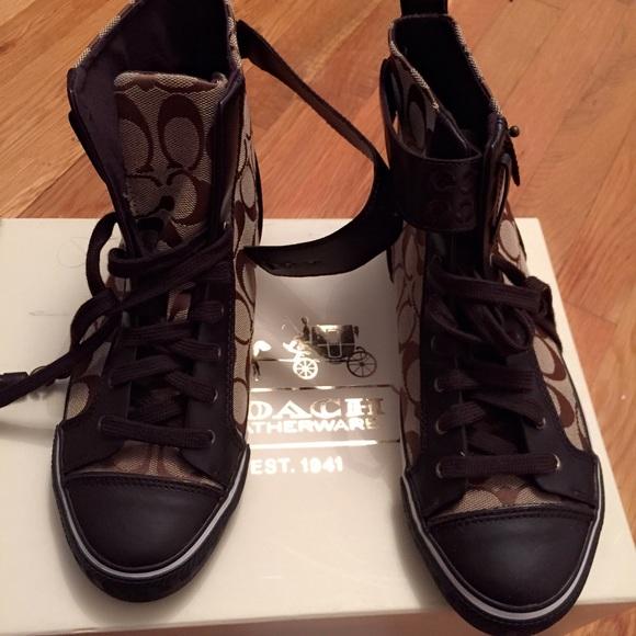 Coach Shoes | Coach Women Foster High