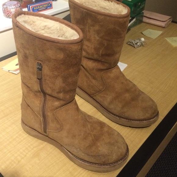 uggs boots dillards ugg waterproof boots reviews
