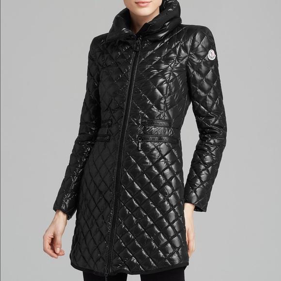 Moncler Grandval Quilted down coat jacket