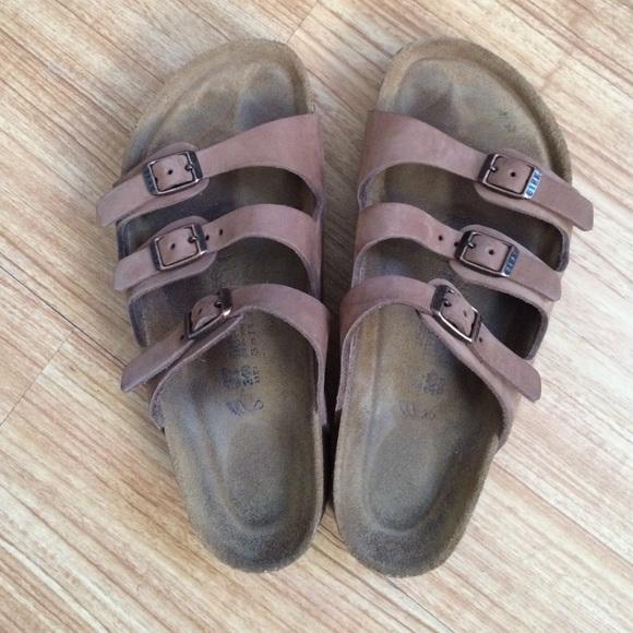 d734dcd462d Birkenstock Shoes - Florida 3 strap Birkenstocks