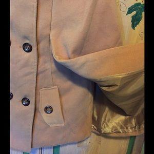 Jackets & Coats - ❌SOLD on Mercari❌ Cape Coat cloak celebrity tan