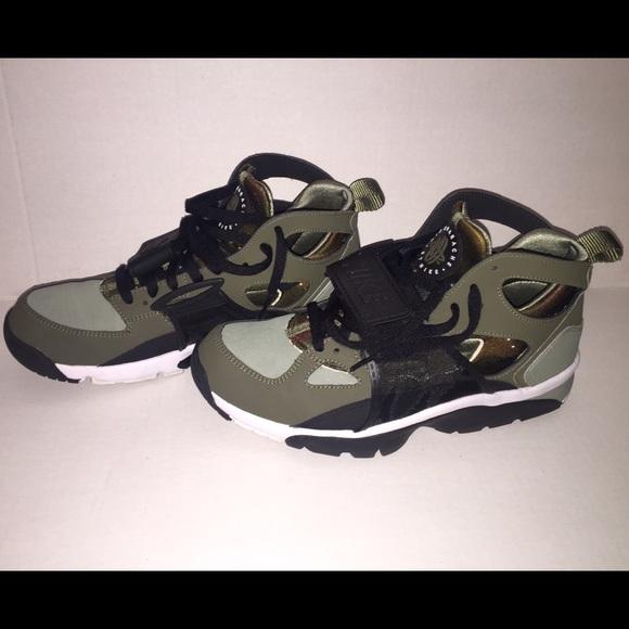 d552100536334 Nike Shoes | Huaraches Olivecamo Men 95 | Poshmark