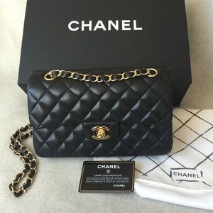 e6534b312143 CHANEL Bags - 🎉🎉SOLD Chanel small classic flap bag
