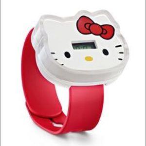 Hello kitty McDonald's watch toy