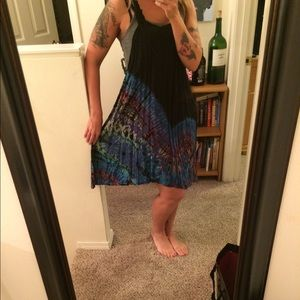 Dresses & Skirts - Boho style Dress/Swim Suit Cover Up