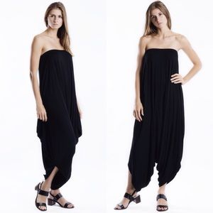 """Imagination"" Strapless Loose Jumpsuit"