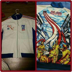 Adidas originals Puerto Rico track jacket