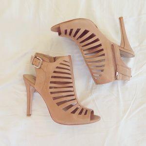 3fbb8aebc20 ANTONIO MELANI Shoes - HP 🎉 Antonio Melani Alina Caged Peep Toe Pumps