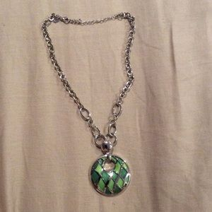 Accessories - Jewelry jewelry jewelry!!! Green necklace