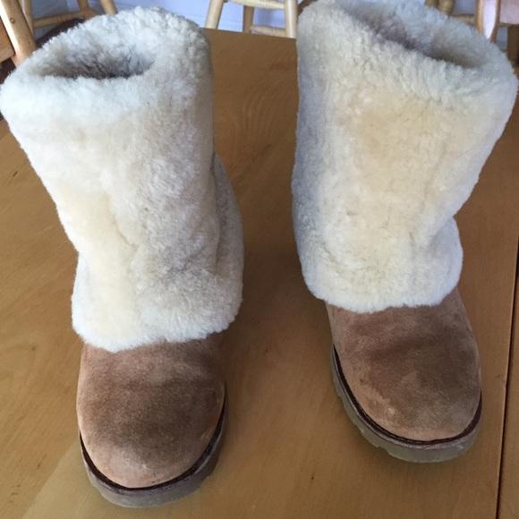 dfa9924518a UGG Maylin boot women's size 6 (chestnut)