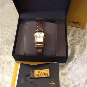 Ladies Fendi watch