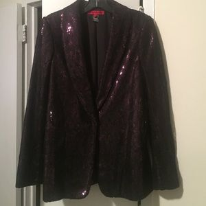 Vivienne Tam Sequined and lace blazer !! Worn once