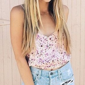 LF Tops - Lf pink floral top