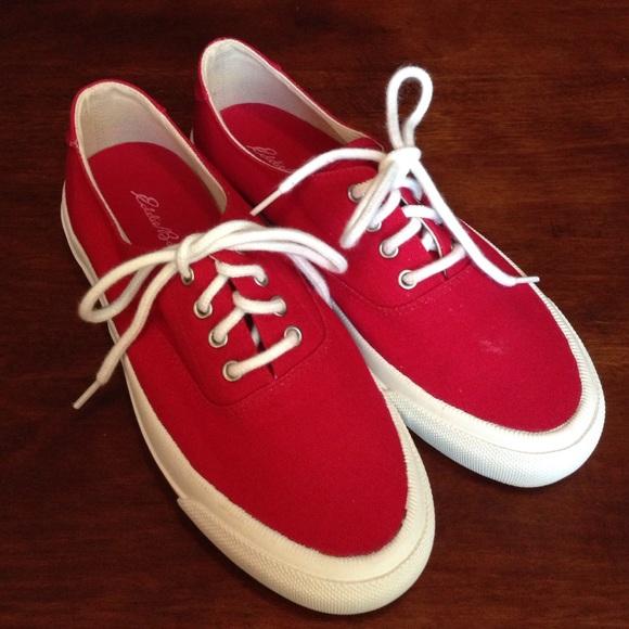Eddie Bauer Shoes   Eddie Bauer Red