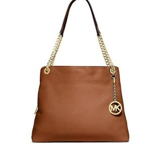 FLASH SALE 🎉Michael Kors Brown & Gold Bag