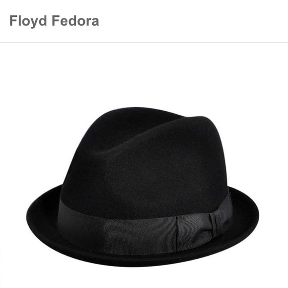 fd4a197f08619 Men s Wool felt fedora with grosgrain ribbon. NWT. Macy s