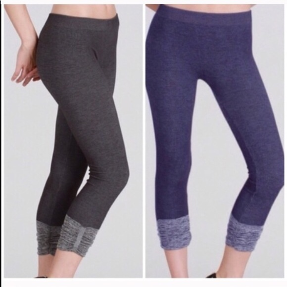 Best Fitting Capri Leggings OS from Sherrie's closet on Poshmark