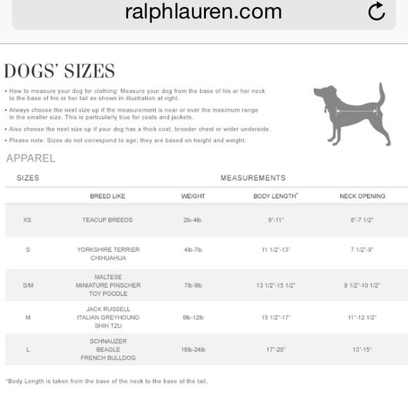 72% off Ralph Lauren Other - NWT