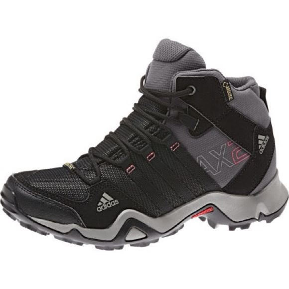 Adidas AX2 Mid GTX Hiking Boot Womens Size 9 12
