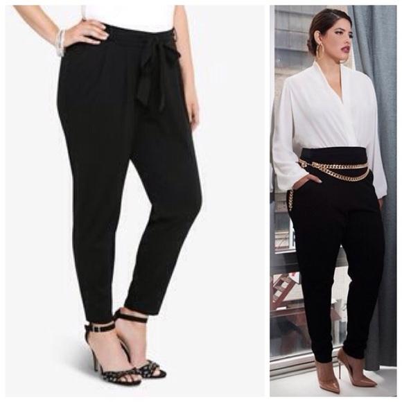 Plus Size Special Occasion Pants – Fashion dresses