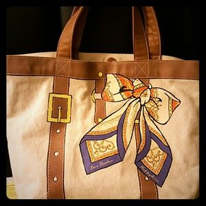 Cute short handle tote