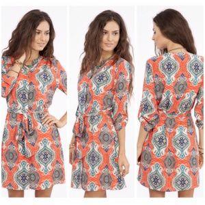 Dresses & Skirts - Full button up dress || SALE