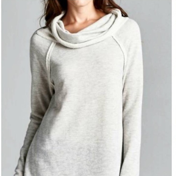 26% off Vanilla Bay Sweaters - 🍂🍁Cowl neck tunic sweater! from ...