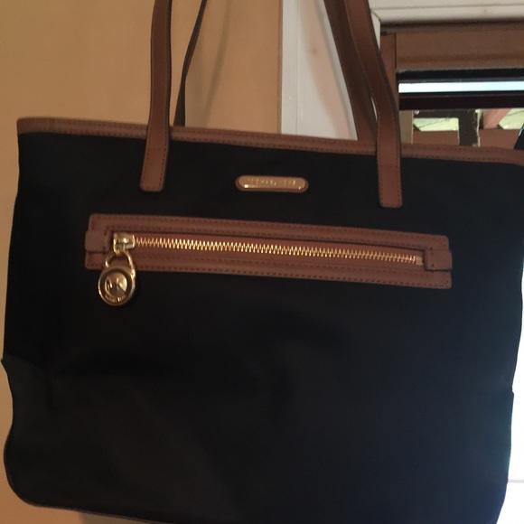 e93e34951b Michael Kors black   brown bag. M 55fc4423522b453557001248