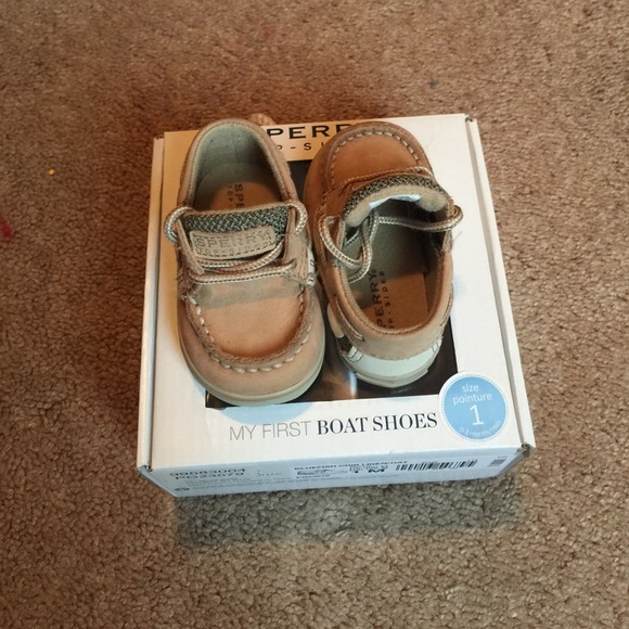 sperry for baby boy