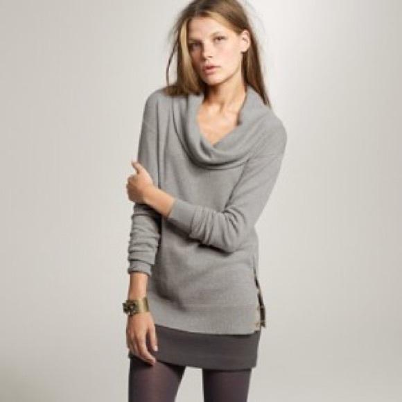 70% off Tahari Sweaters - Tahari wool cowl neck sweater from ...