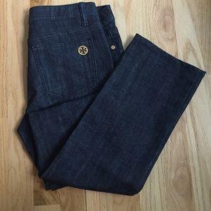 Tory Burch skinny jeans Size 25