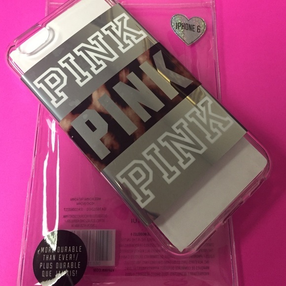 innovative design 4e7aa 43a15 Victoria's Secret PINK Iphone 6 or 6s Case LE NWT